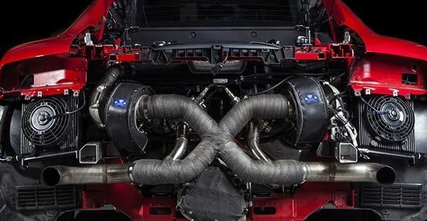 Найважливішою задачею модифікації та доопрацювання вихлопних систем є якраз зведення до мінімуму опору під час руху відпрацьованих газів.
