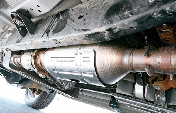 Головним завданням фільтрувального елемента є вловлювання сажі під час роботи вихлопної системи двигуна