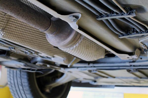Те що двигун дизельний, зовсім не означає, що в його вихлопах немає чадного газу, оксидів азоту та незгорілих вуглеводнів